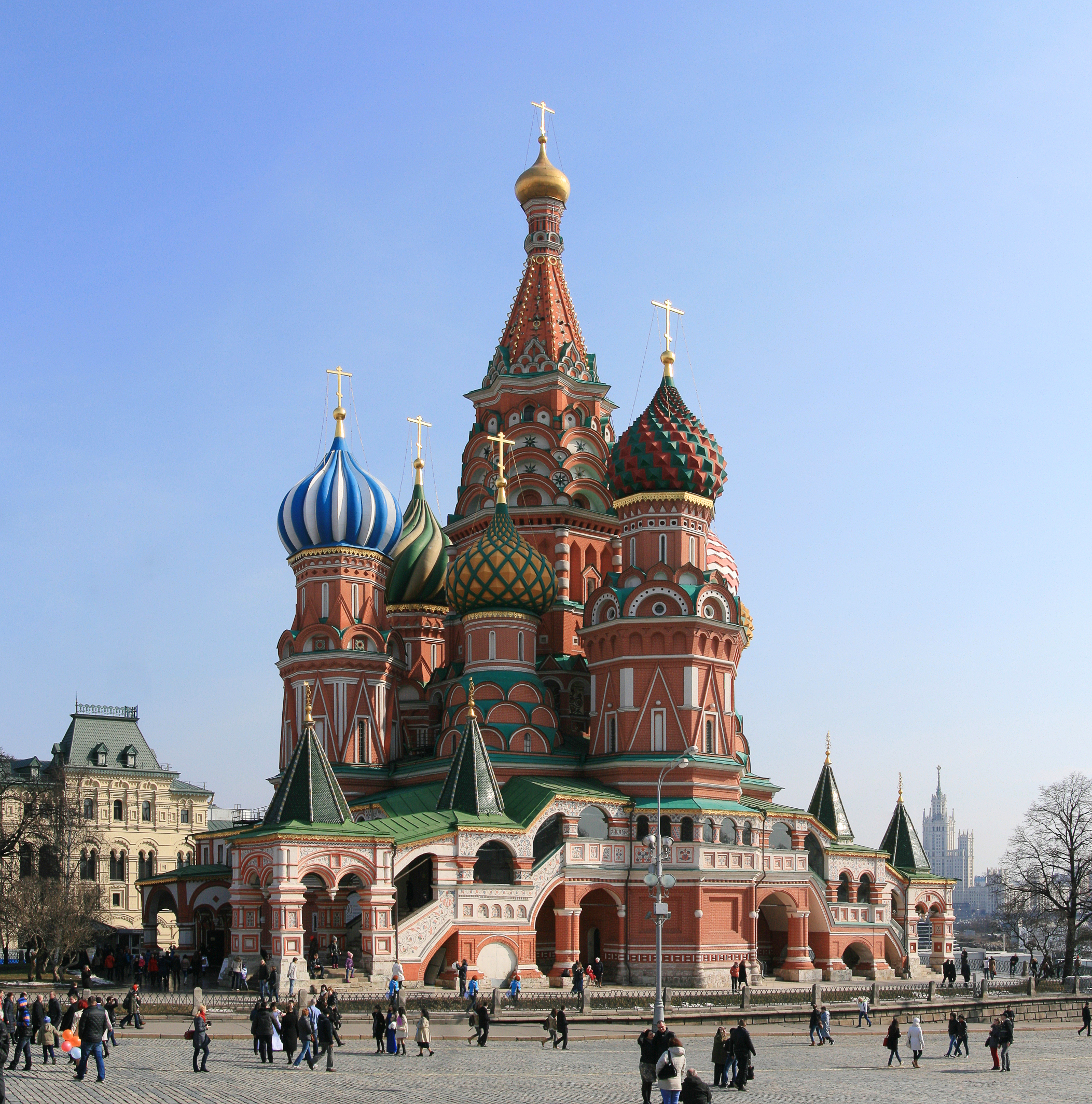Moscow Stbasilcathedral D18