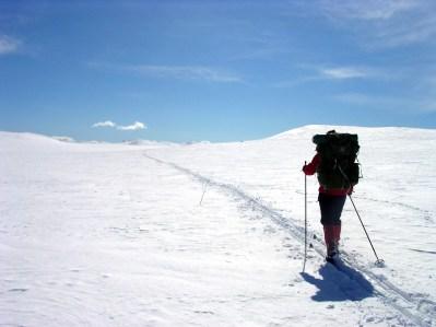 Jose Manuel Aguilera Rioboo: Skiing