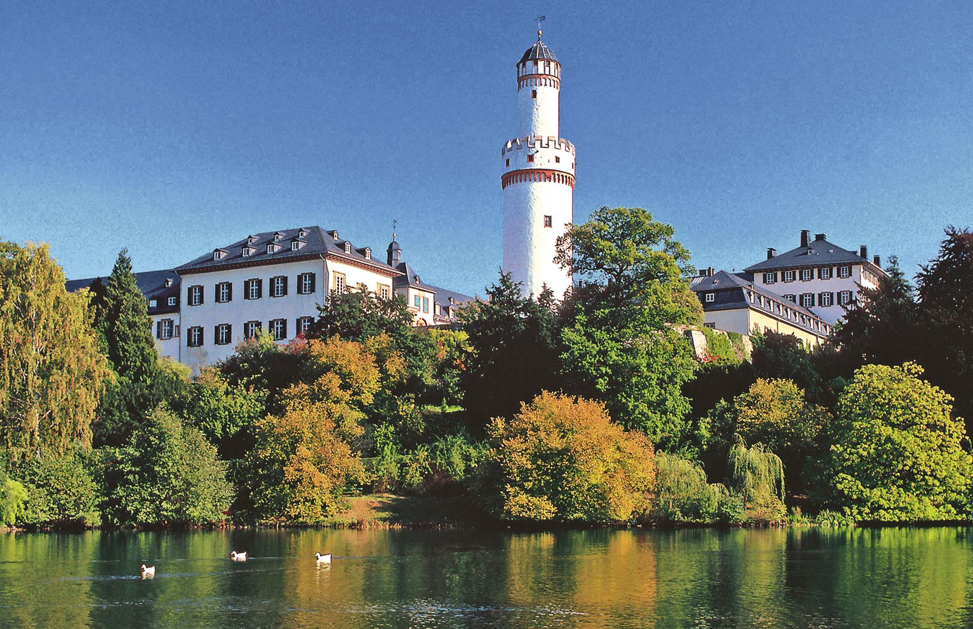 Schloss Bad Homburg  Wikiwand