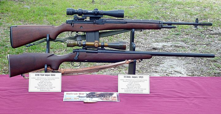 File:Sniper Rifles M40 XM21.jpg - Wikipedia