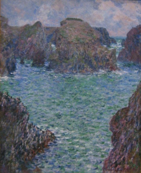 Claude Monet Paintings Gallery