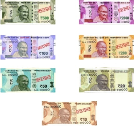 File Banknote Of India