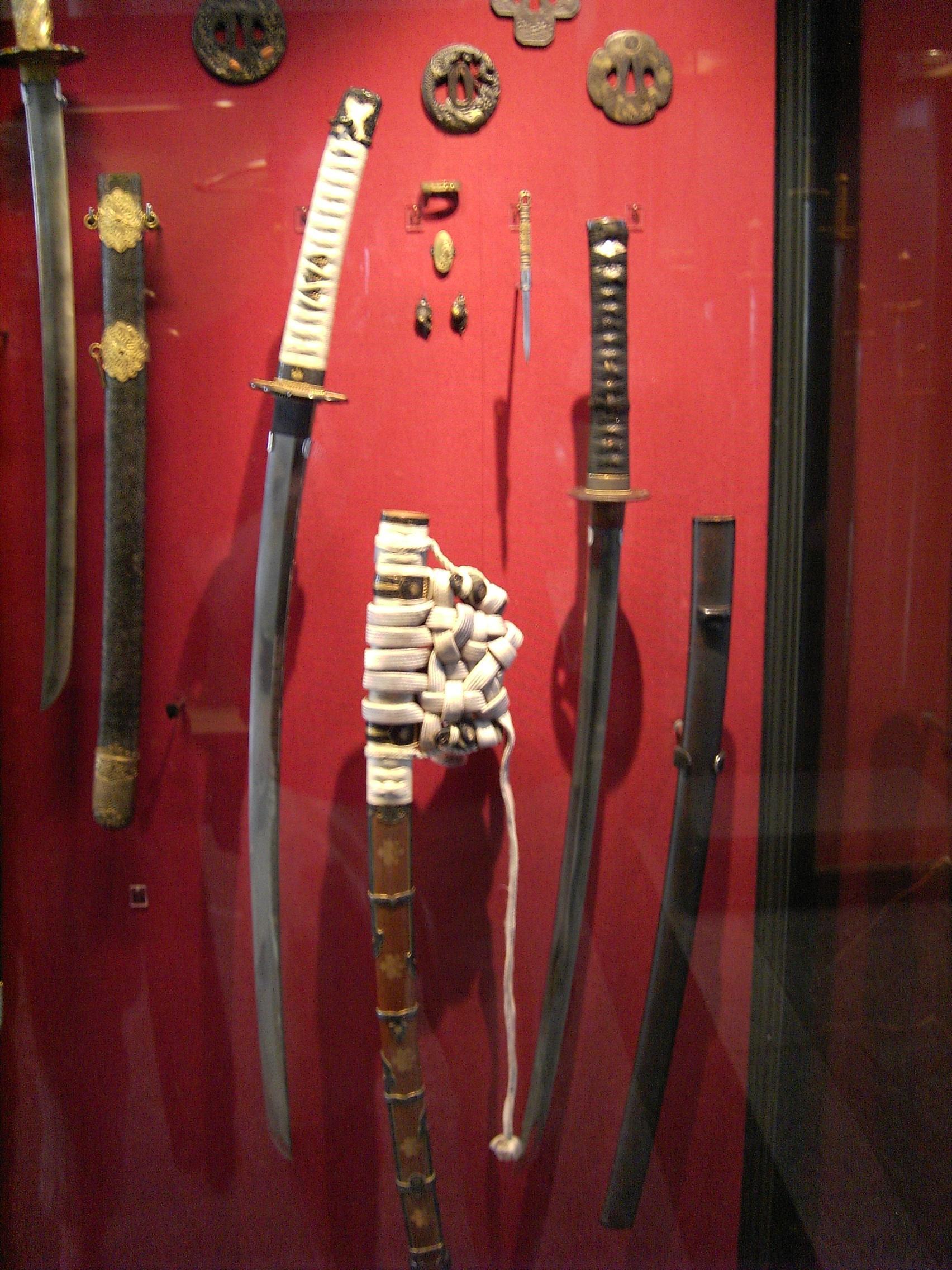 hight resolution of japanese sword