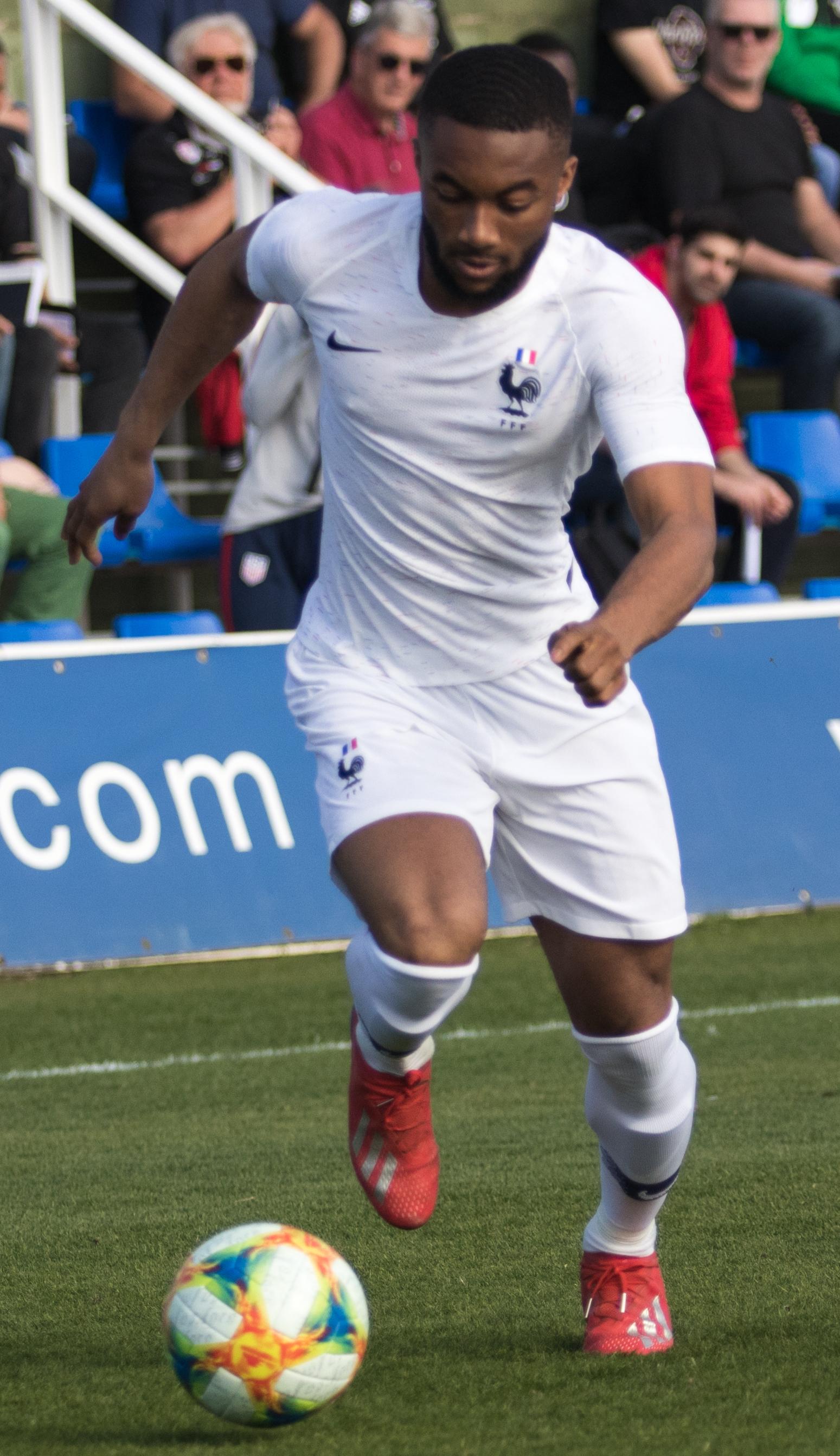 moussa sylla footballer born 1999
