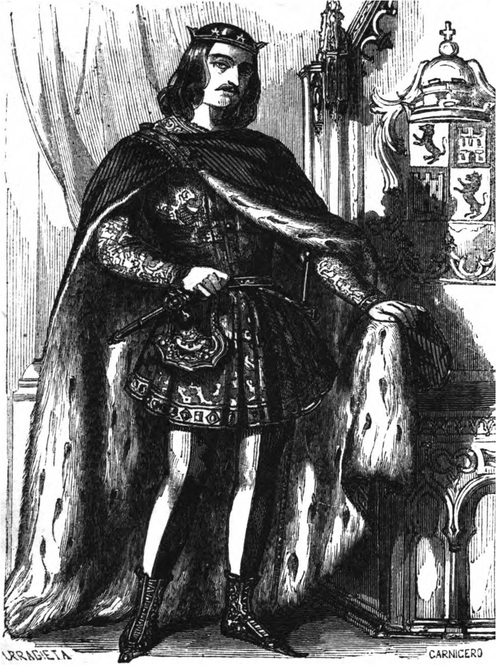 Ferdinando IV di Castiglia  Wikipedia