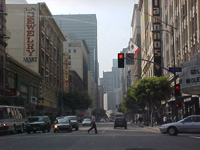 Jewelry District Los Angeles  Wikipedia