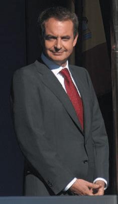 El Presidente del Gobierno de España, Dº José ...