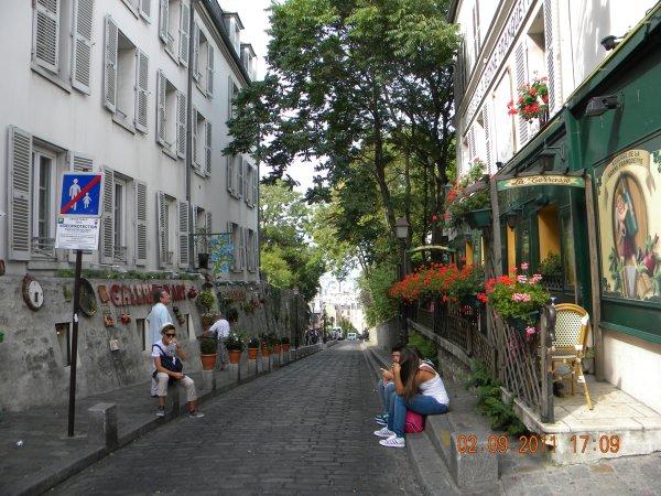 File Rue Des Saules Bistrou La Bonne Franquette Paris