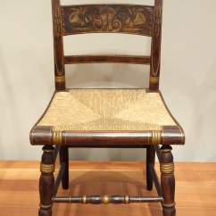 Rush Seat Chairs Best Gaming Chair Uk File Side Lambert Hitchcock 1795 1852 1826 1829