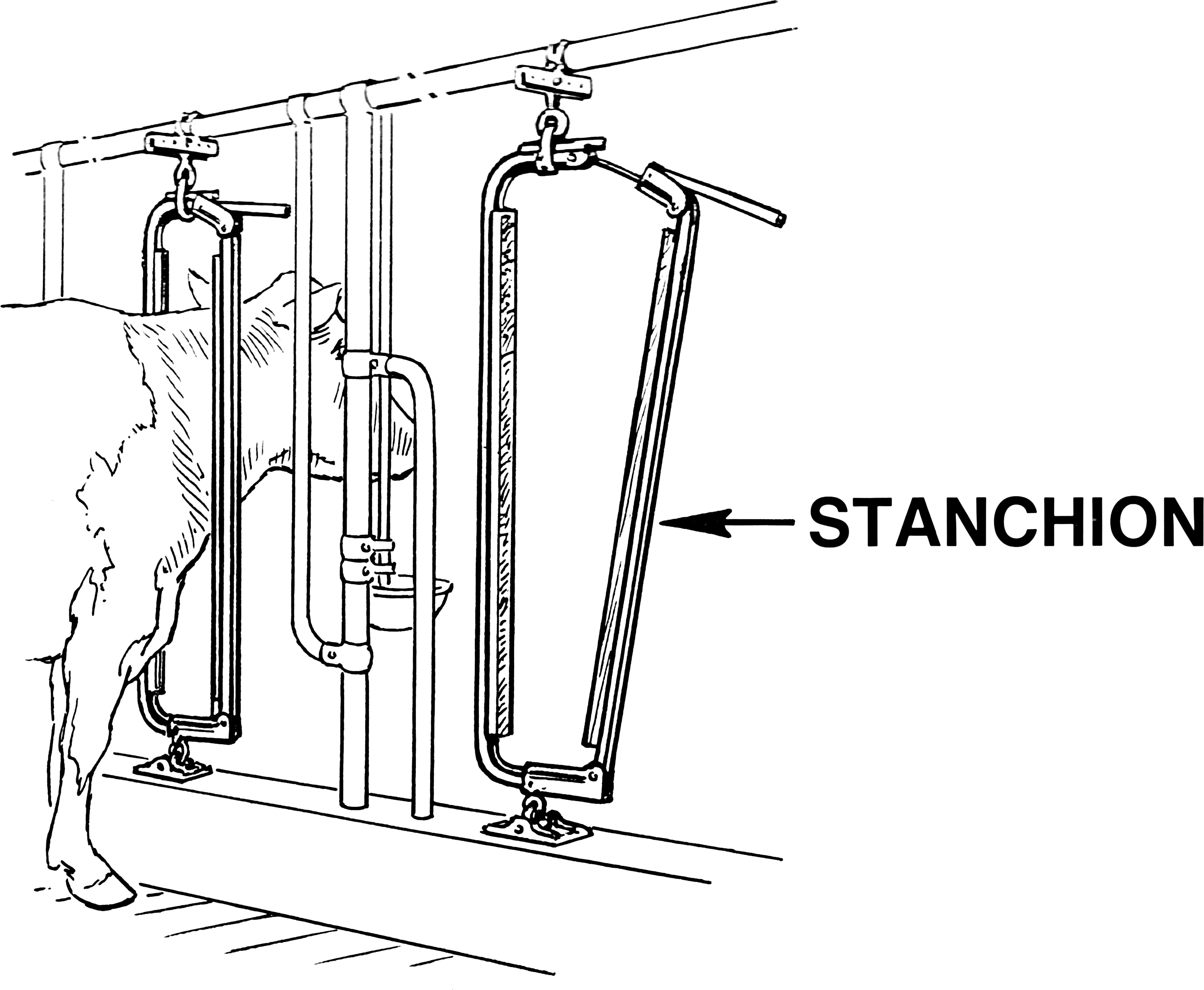 Home Construction What Is A Stanchion