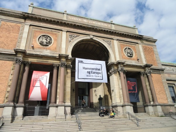 File Statens Museum Kunst Exterior - Copenhagen