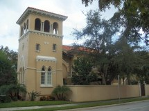Mediterranean Revival Style Architecture Homes