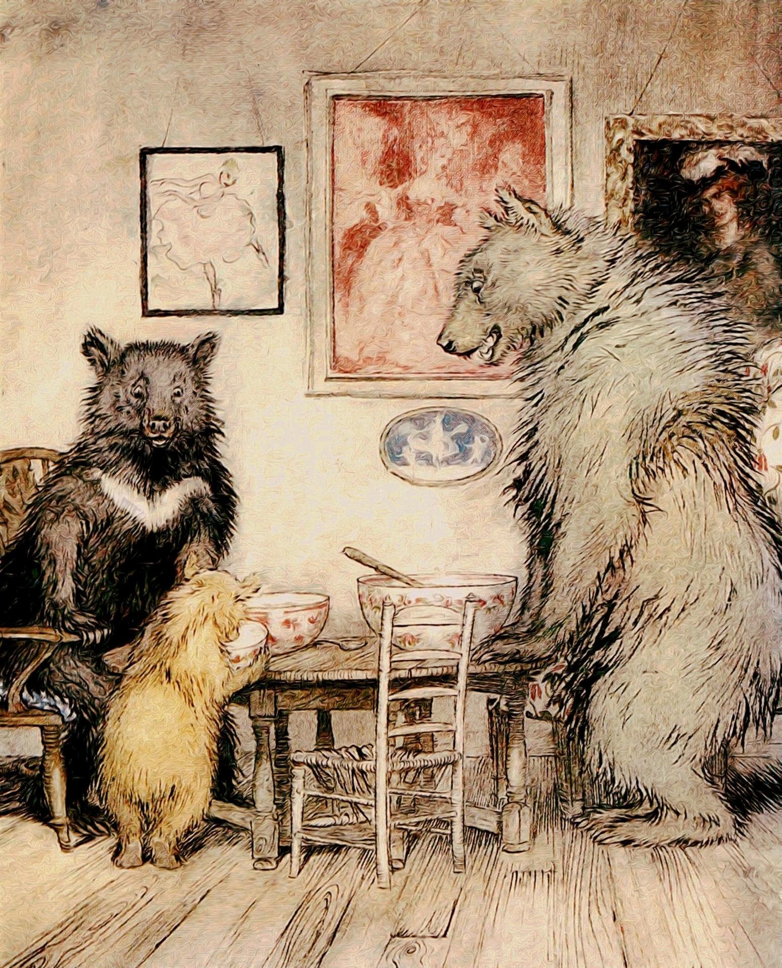 File The Three Bears