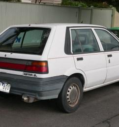 1987 1989 holden astra sl hatchback [ 4272 x 2856 Pixel ]
