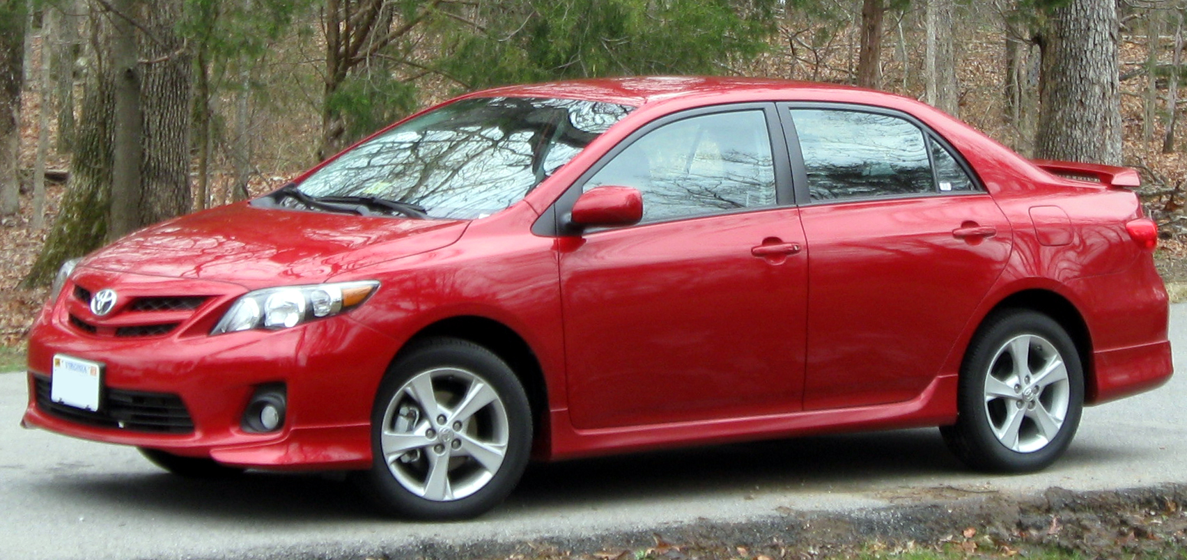 hight resolution of corolla s us facelift