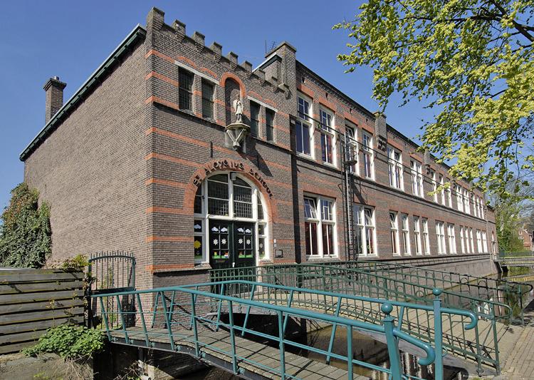 SintAloysiusschool Gouda  Wikipedia
