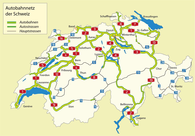 Autobahn Schweiz Wiki FANDOM powered by Wikia