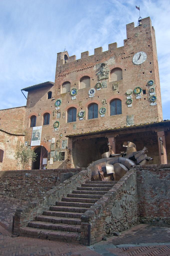 Palazzo Pretorio Certaldo  Wikipedia