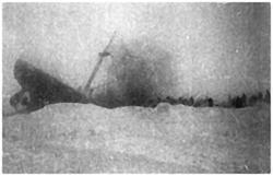 Chelyuskin sinking