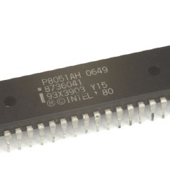 8051 board circuit diagram [ 1386 x 846 Pixel ]