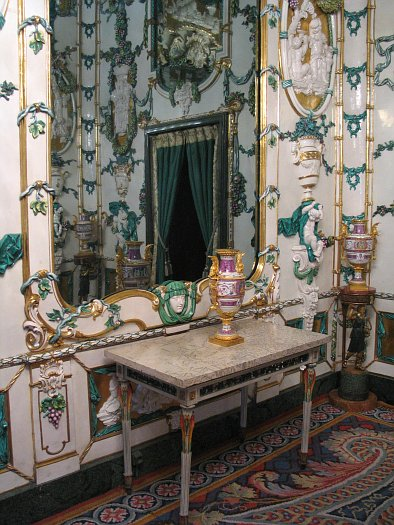 Saleta de Porcelana del Palacio Real de Madrid  Wikipedia