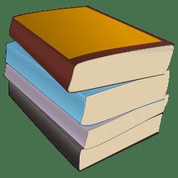 paperback books stack transparent clipart clip commons robotics cartoon strophanthin literature covid manuais stapel wikimedia pila curling clipartlogo history ressources