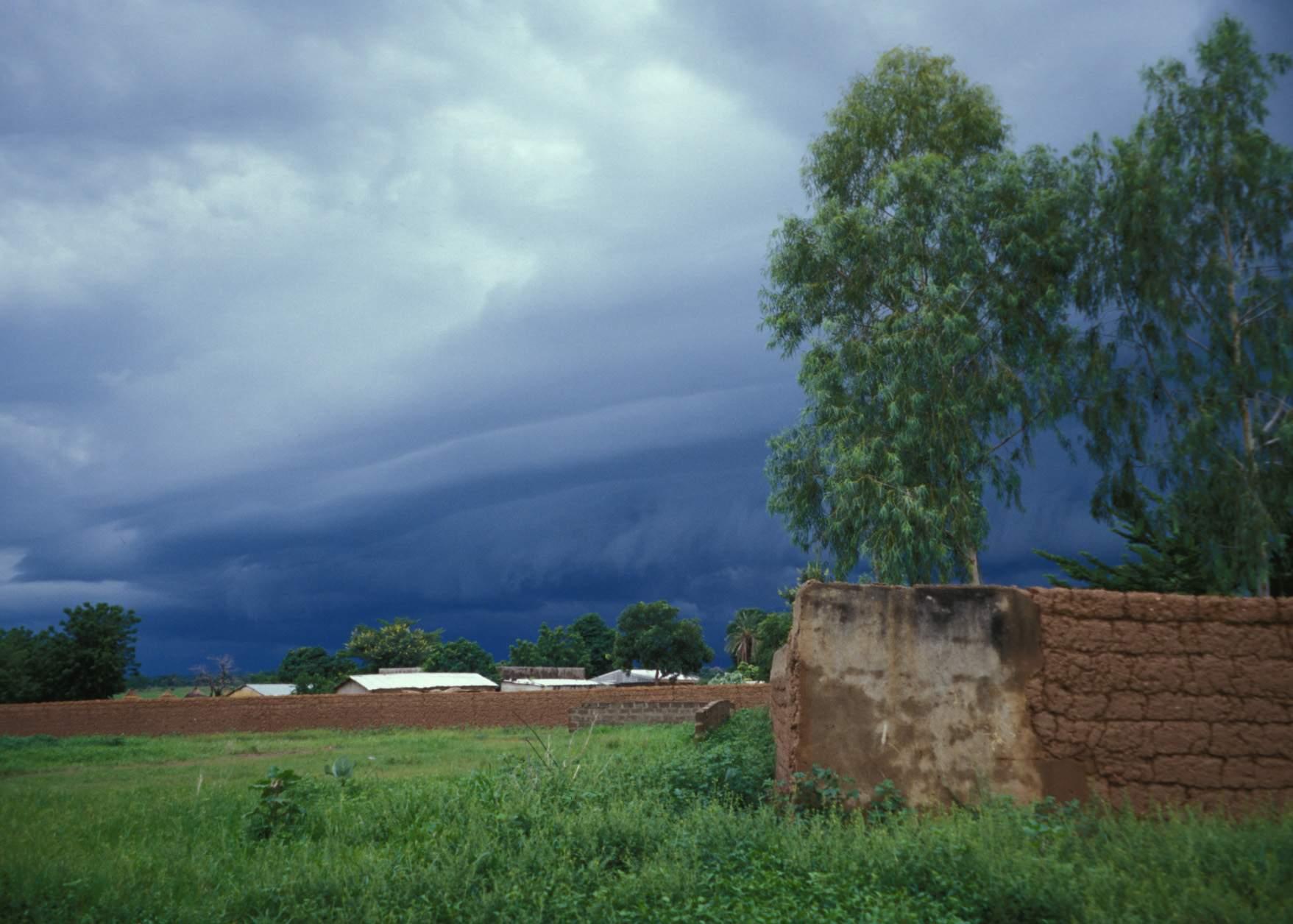 File Rain Clouds In Cameroon