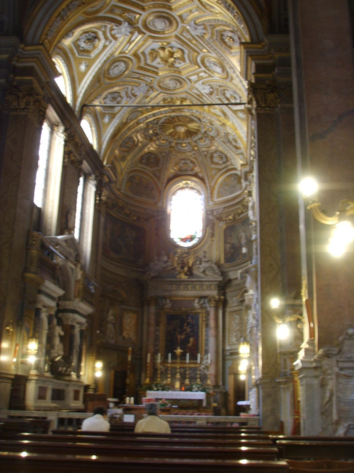 Santa Maria dellAnima  Wikipedia