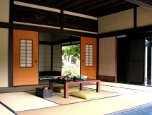 Traditional Japanese Home Inside