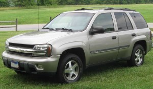 Chevrolet TrailBlazer  Wikipedia