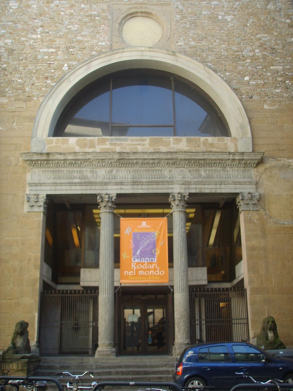 Museo Marino Marini Firenze  Wikipedia