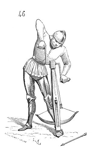 Besteiro, desenho por Viollet-le-Duc (Wikipedia)