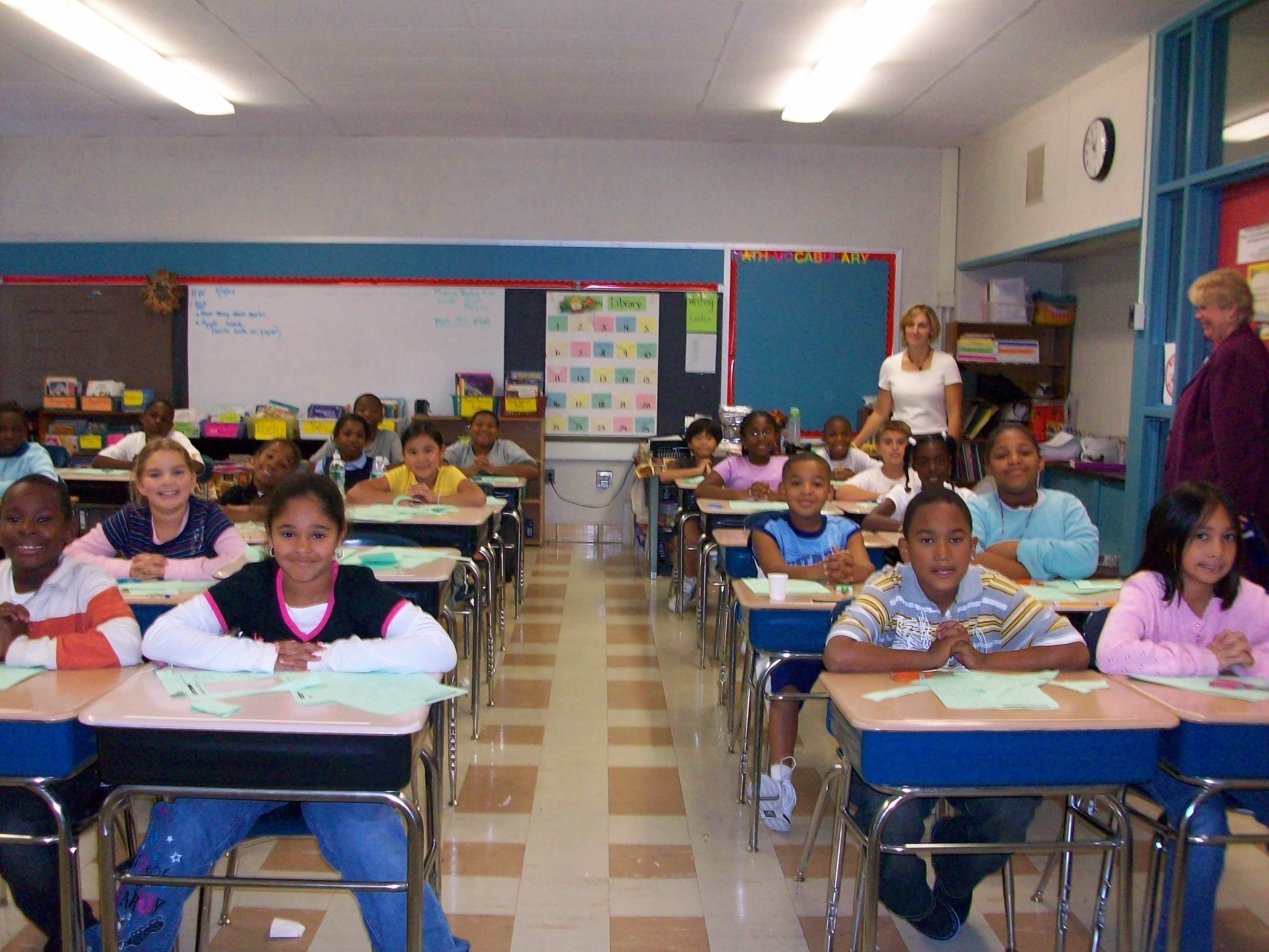 Filefema  40044  Beethoven Elementary School Class