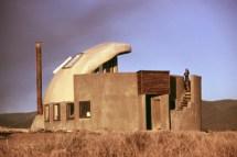 Michael Reynolds Earthship New Mexico