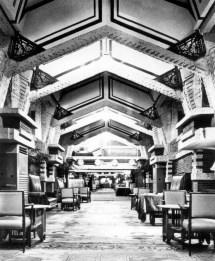 Frank Lloyd Wright Imperial Hotel Tokyo