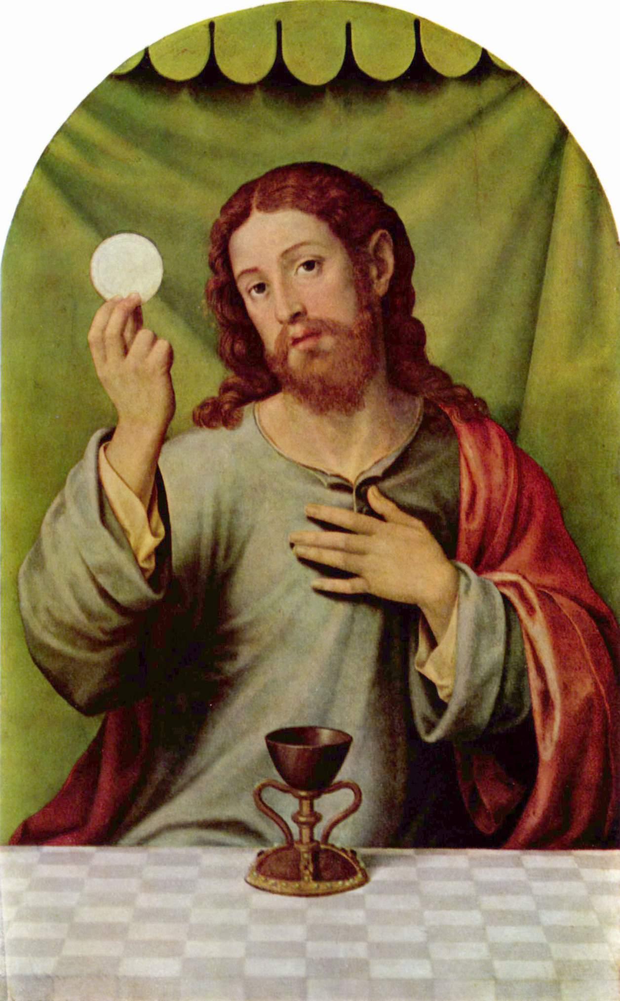 Eucharistie Wikipedia