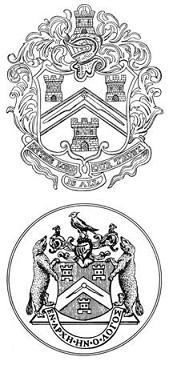 Seal of Premier Grand Lodge of England