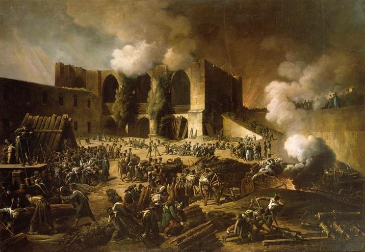 Siege of Burgos  Wikipedia