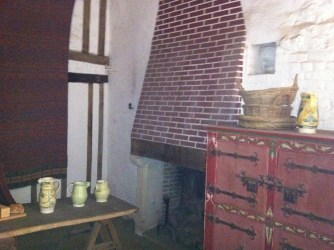 File:Southampton Medieval Merchant s House interior jpg Wikimedia Commons