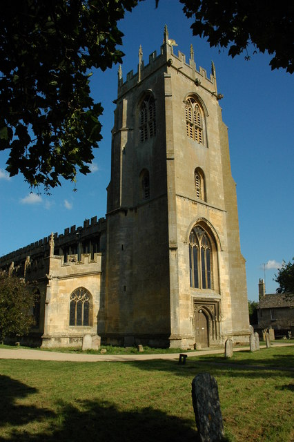 File:St Peter's church, Winchcombe - geograph.org.uk - 1392631.jpg