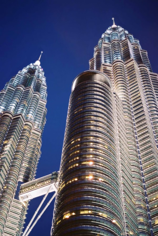 Cesar Pelli Petronas Twin Towers