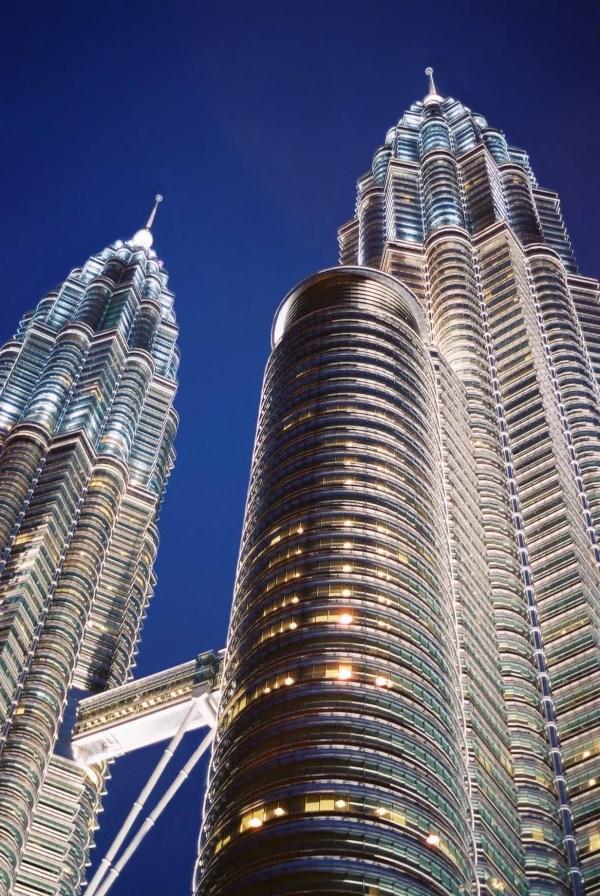 Petronas Towers - Wikipedia