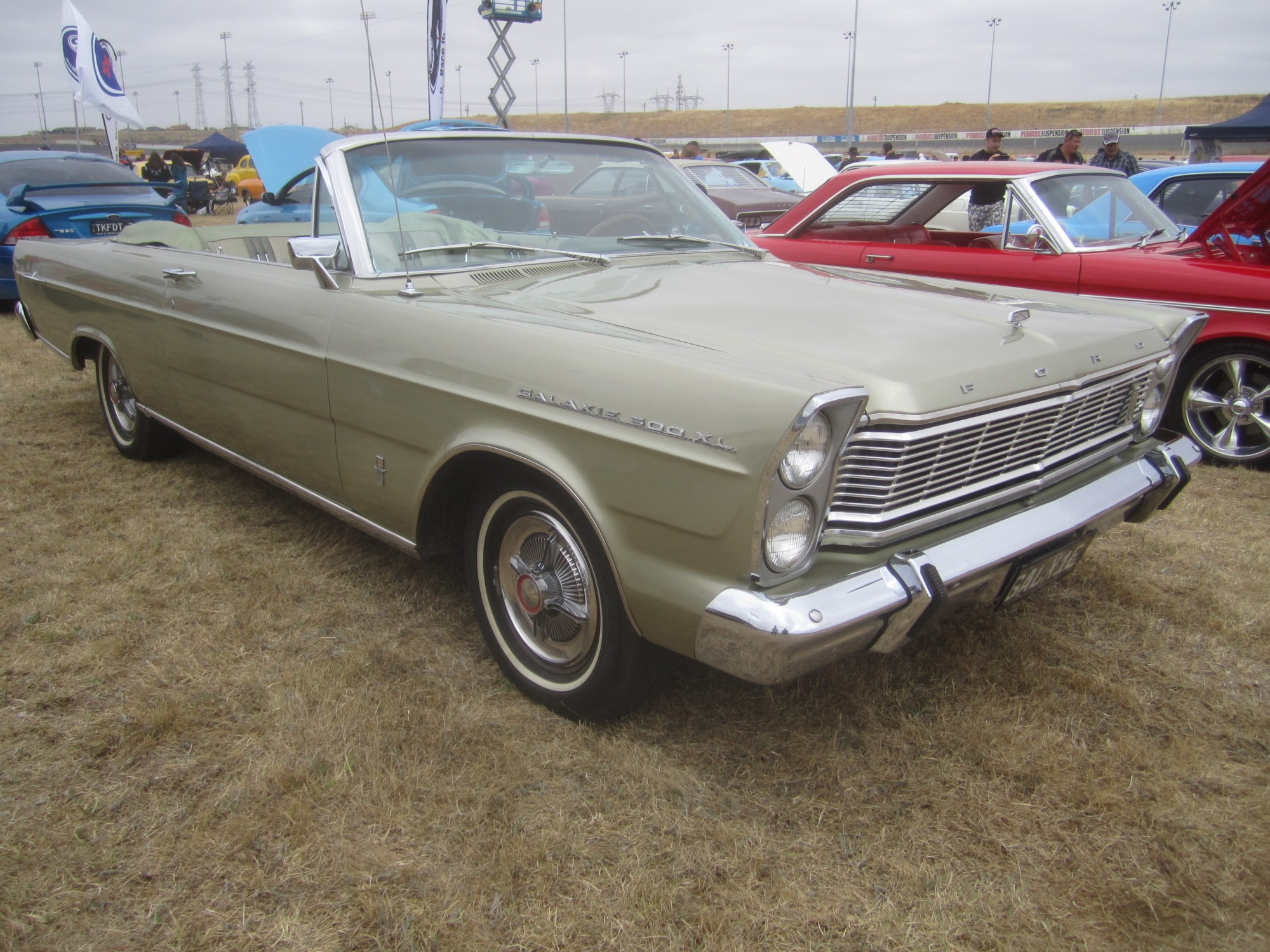 hight resolution of file 1965 ford galaxie convertible jpg
