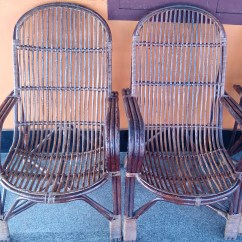 Bamboo Chairs Counter Height High Chair File Jpg Wikimedia Commons