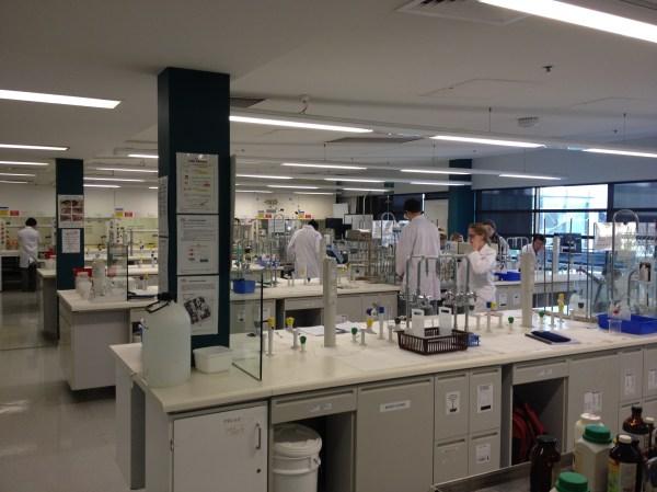 File Chemistry Laboratory Rmit Building - Wikimedia
