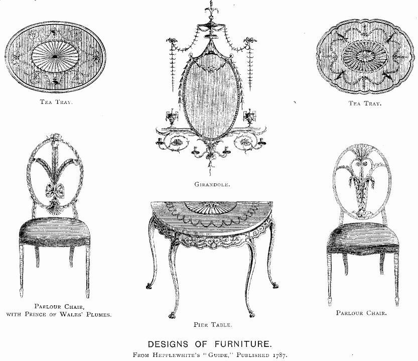 Woodwork History Of Furniture PDF Plans