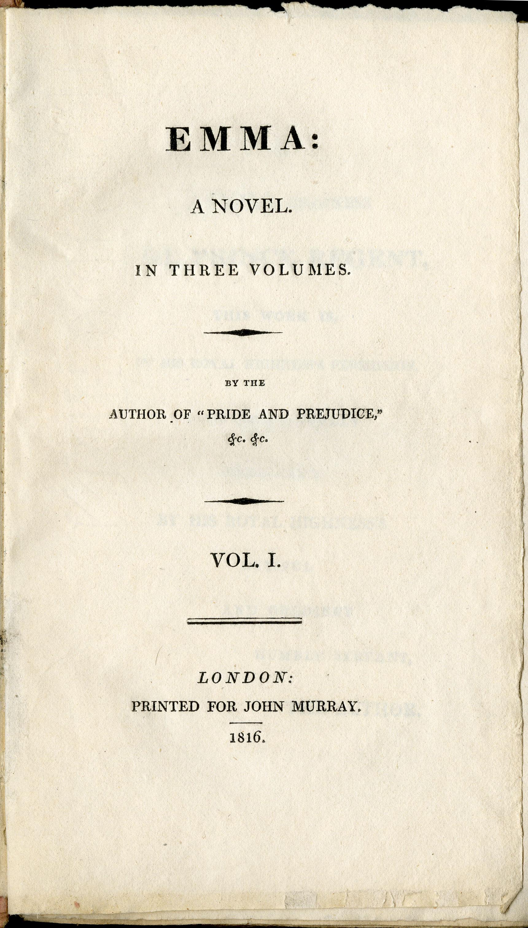Emma Novel Wikipedia