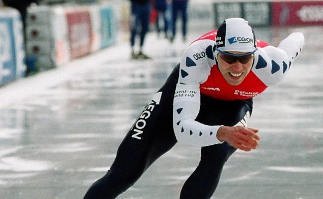 Schaatsen Op De Olympische Winterspelen 2002 1000 Meter