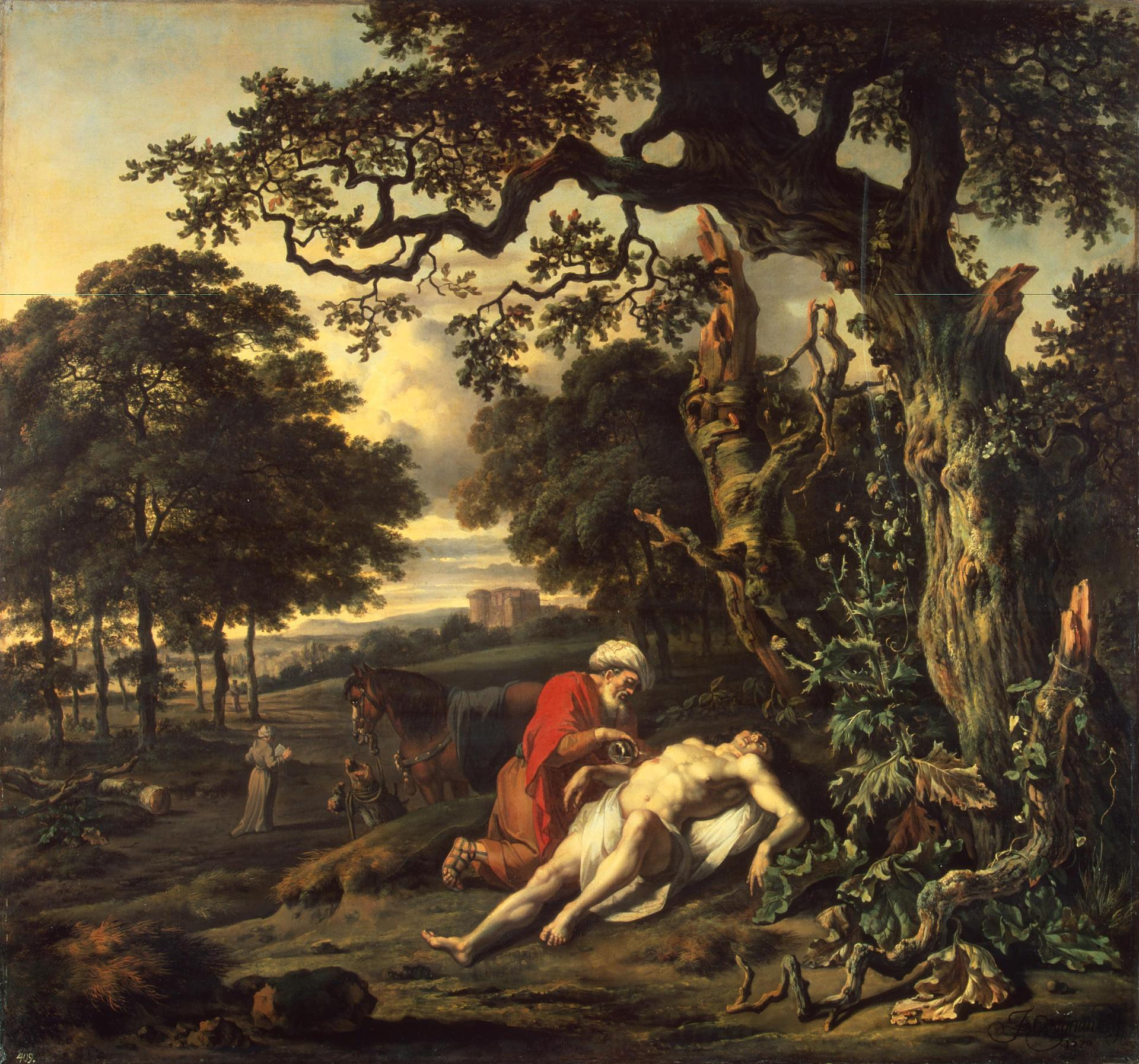 File:Jan Wijnants - Parable of the Good Samaritan.jpg