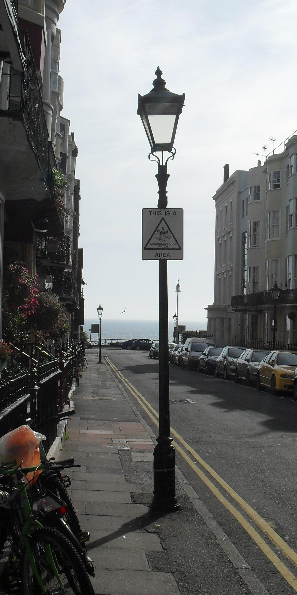 FileLamp Post At 16 And 17 Charlotte Street Brighton